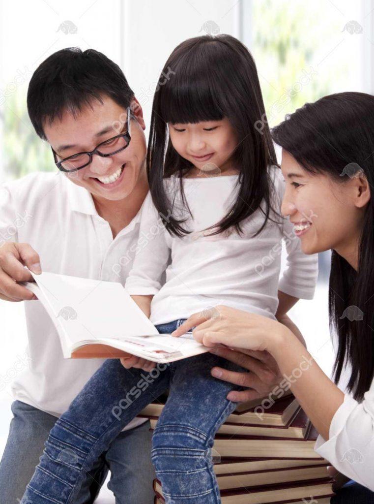 تاثیر رفتار نه گفتار والدین برفرزندان ۱