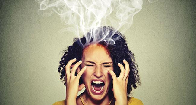 خشم و پرخاشگری